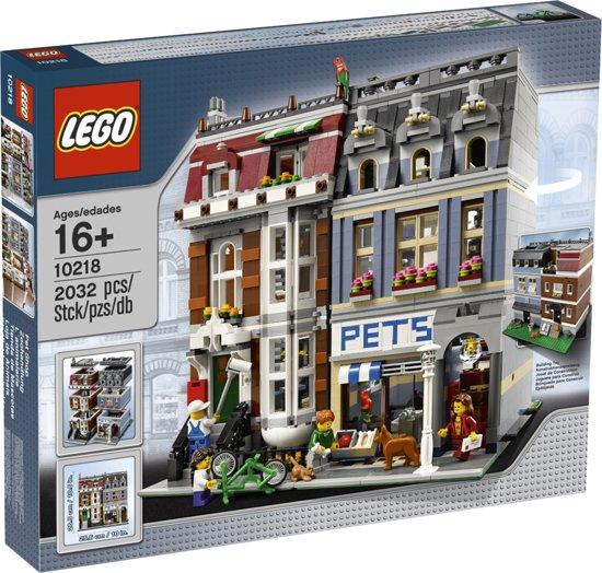 Ongebruikt bol.com | LEGO Dierenwinkel - 10218, LEGO | Speelgoed JG-51