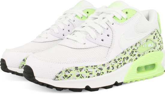 nike air max 90 premium dames wit