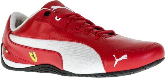9bbaac3f095 Puma Drift Cat 5 SF Sneakers Heren Sportschoenen - Maat 43 - Mannen - rood/
