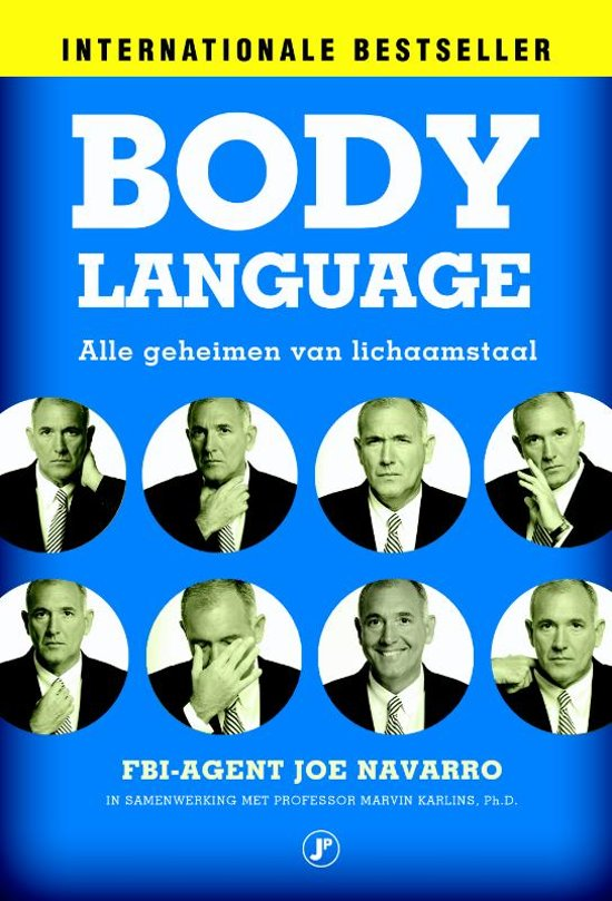 Boek cover Bodylanguage van Joe Navarro (Paperback)