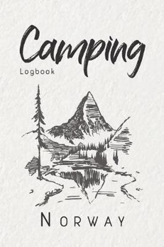 Camping Logbook Norway