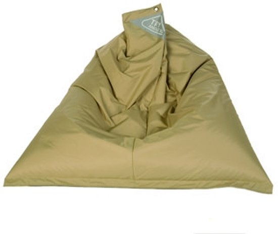 Fatboy Zitzak Xl.Bol Com Zitzak Try Angle Xl Beige Sit On It And Joy