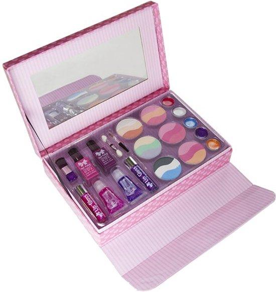 c3a770e6c07 Imaginarium FASHION MAKE UP CASE - Make-Up Set - Kinderen - Veilig &  Uitgebreid