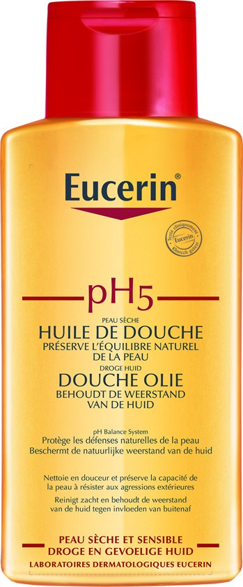 Eucerin pH5 Douche Olie - 200 ml