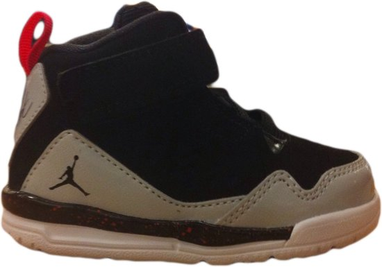 9e91392b60a Nike Sportswear Air Jordan - Sneakers - Kinderen - Maat 23.5 - Zwart/Grijs