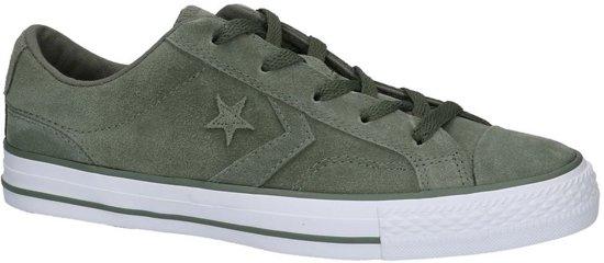 359bc67af00 bol.com | Olijfgroene Sneakers Converse Star Player