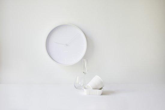 Huygens wall clock tone35 white index