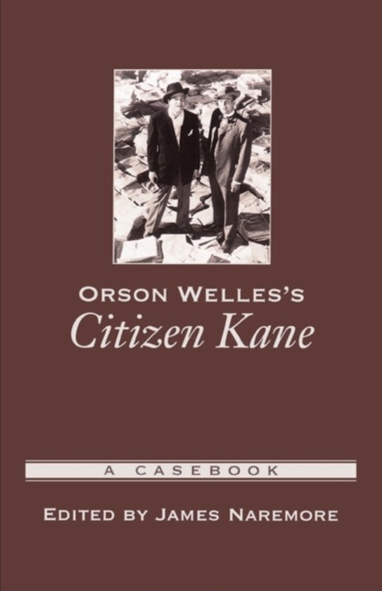 critical analysis orson welles masterpeice citizen kane Citizen kane : analysis on the extent of the ingenuity shown by the film citizen kane by orson welles is so vast that one a true masterpiece from many.