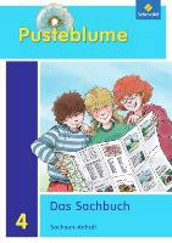 Pusteblume. Das Sachbuch 4. Schülerband. Sachsen-Anhalt