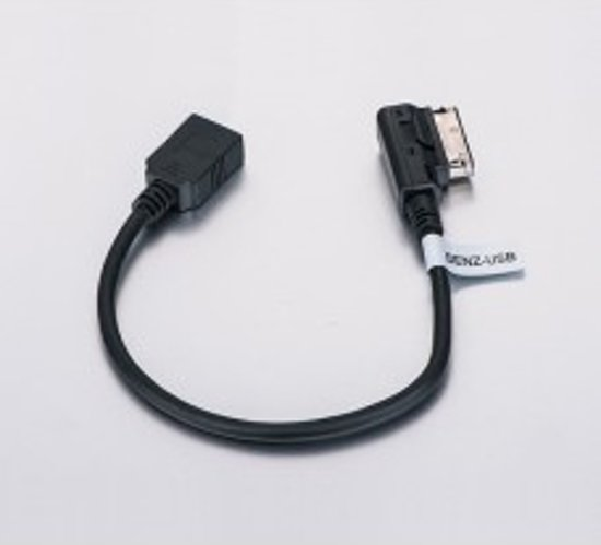 mercedes aux kabel comand audio 20 audio 50. Black Bedroom Furniture Sets. Home Design Ideas