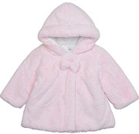 0883c15f52194e bol.com   Absorba Meisjes Jas - Baby - Roze - Maat 62