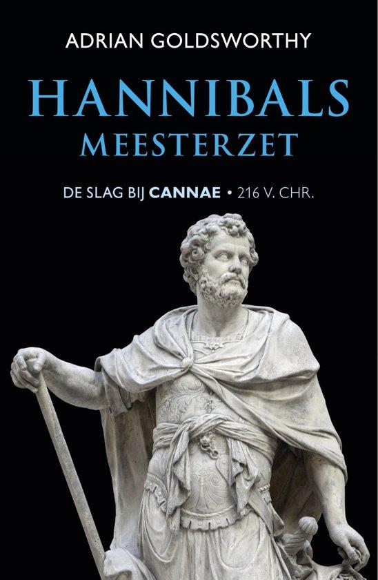 Boek cover Hannibals meesterzet van Adrian Goldsworthy (Paperback)