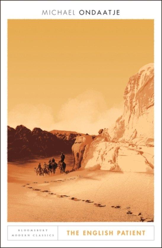Boek cover The English Patient van Michael Ondaatje (Paperback)