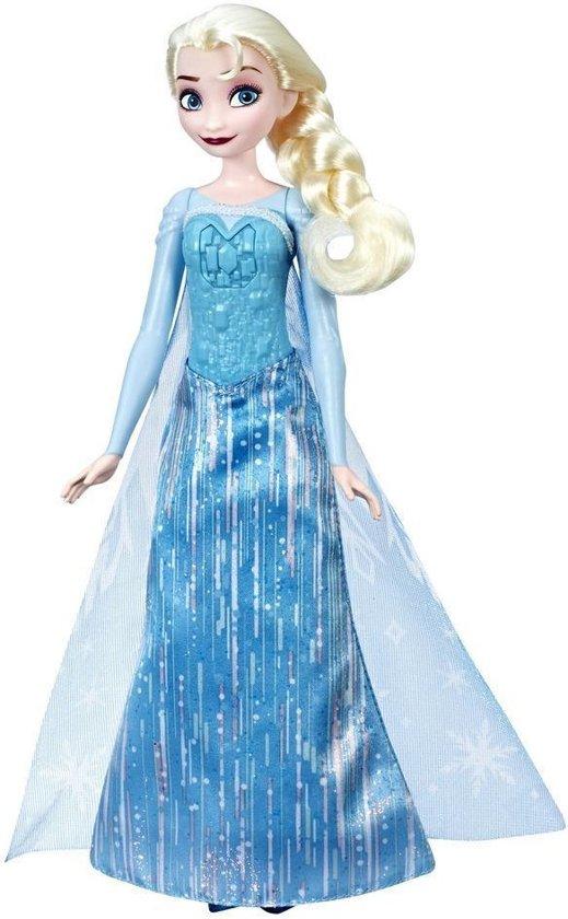Frozen Zingende Elsa