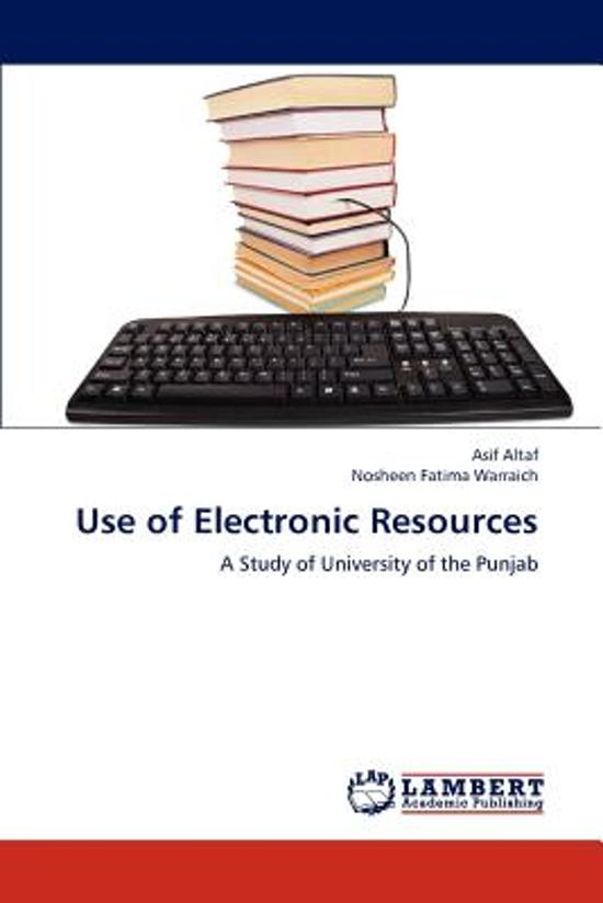 availability of electronic information