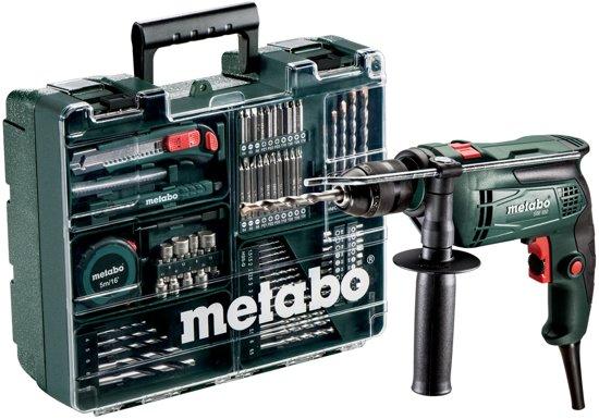 Metabo Klopboormachine SBE 650 Set 650 W