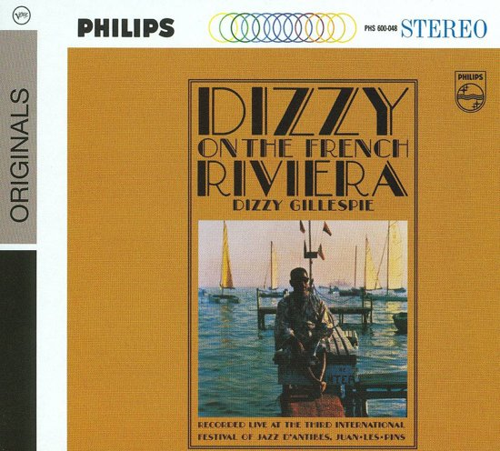 Dizzy On The French  Riviera/With Chris White