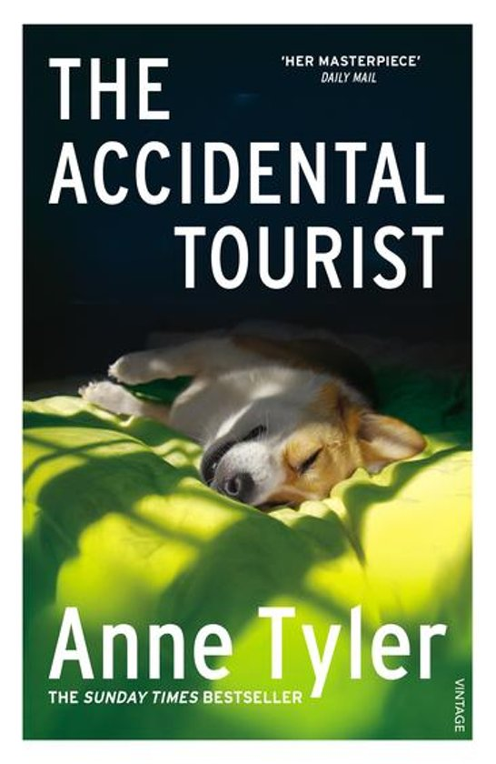 the accident tourist the novel and The accidental tourist is one of anne tyler's best books (new york times) a beautiful, incandescent, heartbreaking, exhilarating book the accidental tourist cuts so close to the bone that it leaves one aching with pleasure and pain.