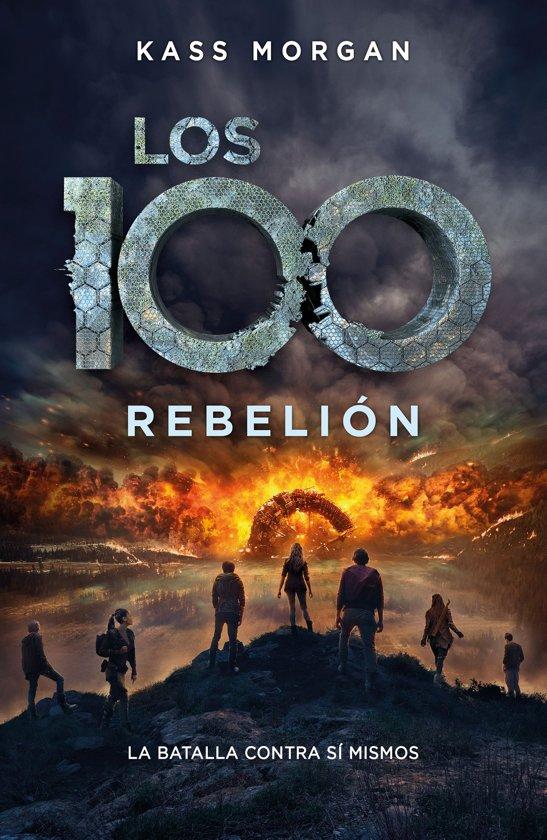 Resultado de imagen de rebelión los 100 4