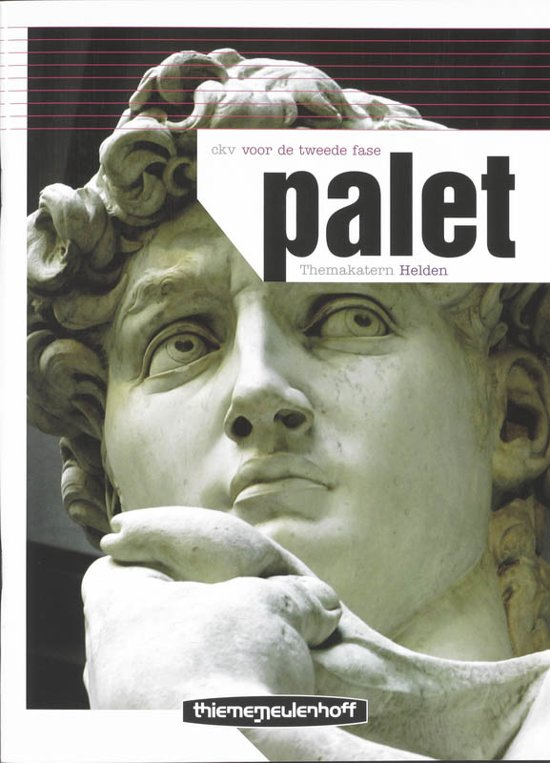 Palet / CKV Helden / deel Themakatern - Margot Bakker |