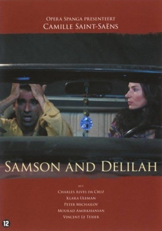 Cover van de film 'Samson And Delilah'