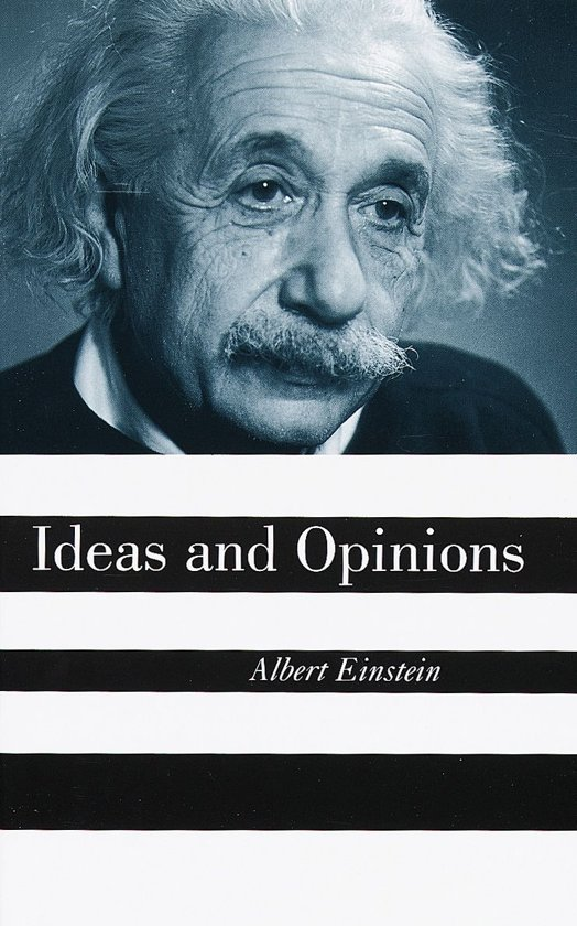 Bolcom Ideas And Opinions Ebook Albert Einstein