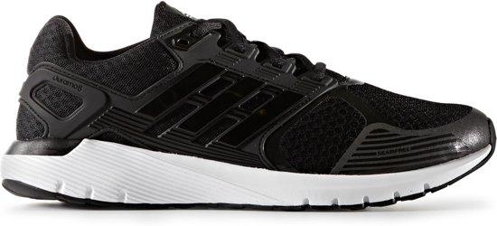 brand new 26e79 b5050 adidas Duramo 8 Sportschoenen - Maat 46 23 - Mannen - zwartwit