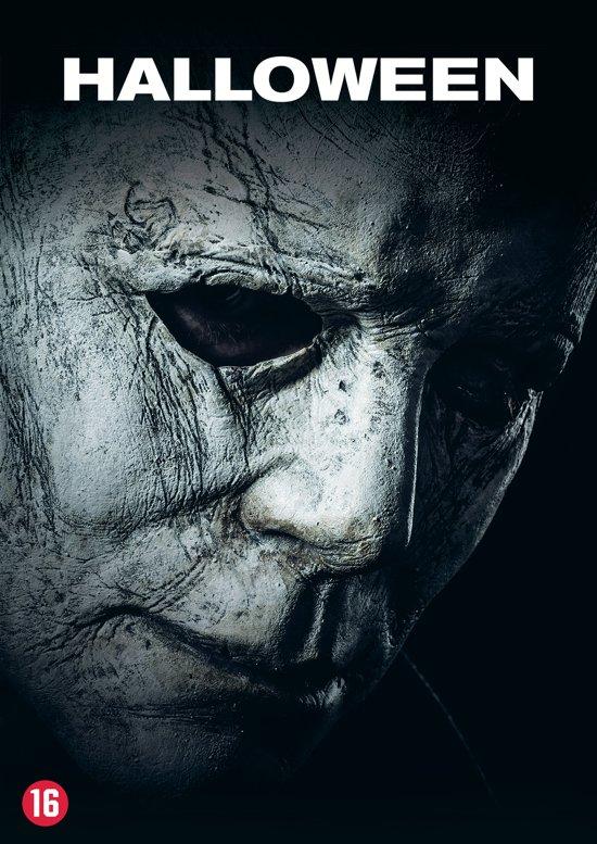 DVD cover van Halloween (18)