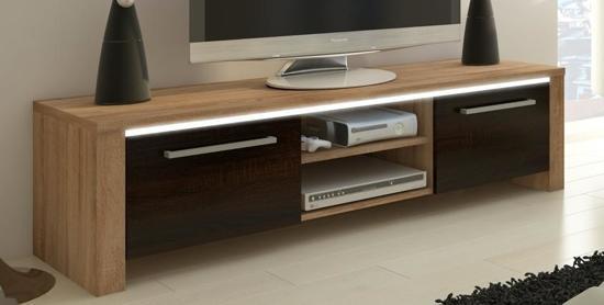Led Verlichting Kast : Bol tv meubel tv kast orlanda met led verlichting licht