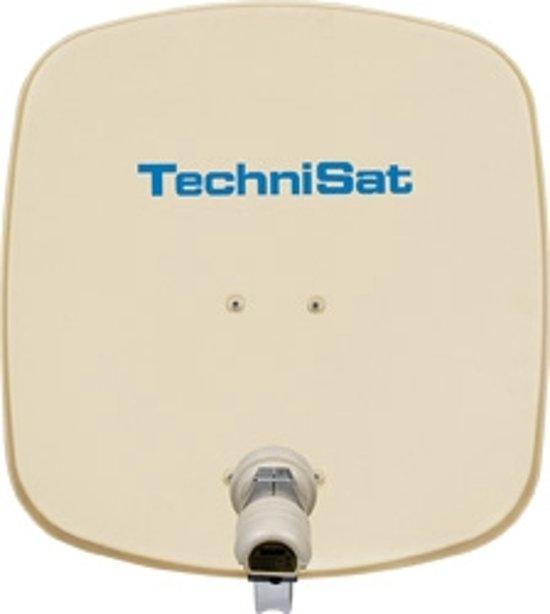 wall mount TechniSat DigiDish 45 universele-V/H-LNB beige
