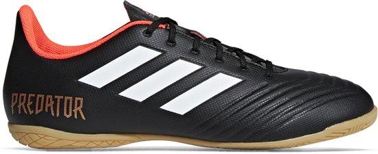 adidas Predator Tango 18.4 Indoor schoenen - Indoor (IN)  - zwart - 47 1/3