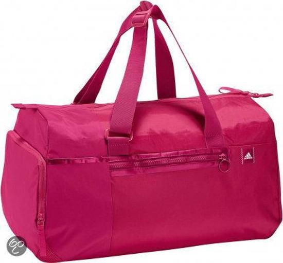 a1e1744e4fb bol.com | adidas Performance Essentials Teambag - Sporttas - Roze - S