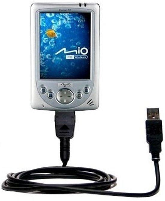 Kabel voor PDA USB Hotsync en Charge Mio 338 PX01