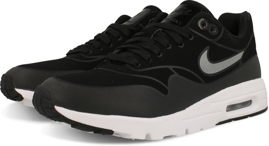 Nike Air Max 1 Ultra Moire | Zwart | Sneakers | 705297 001