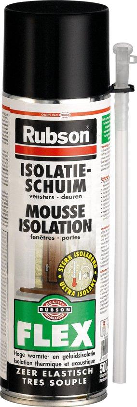 Rubson Flexfoam Purschuim - 500 ml