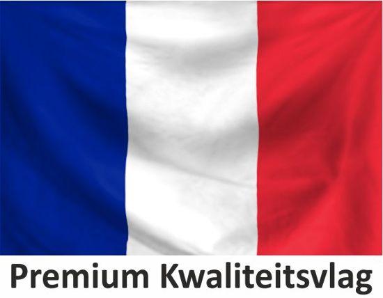 Franse Vlag Frankrijk 20x30cm Premium