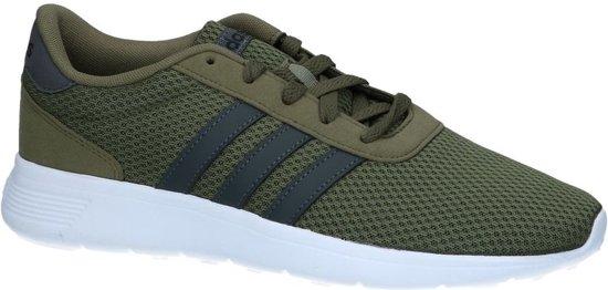ddea1c9aa2d Kaki Runner Sneakers adidas Lite Racer