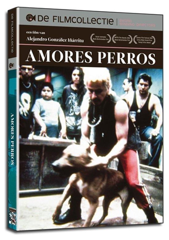DVD cover van Amores Perros