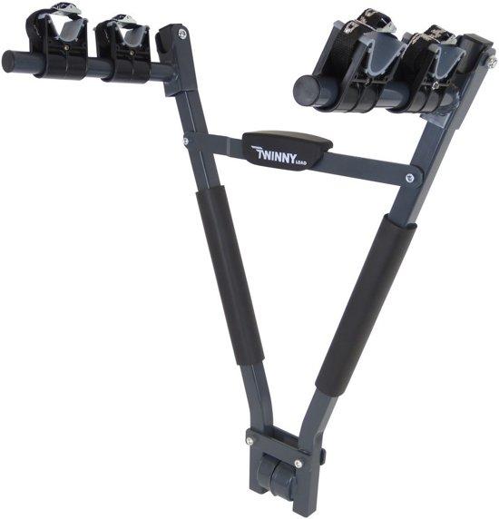 Twinny Load Easy Fietsendrager - 2 Fietsen - Opklapbaar