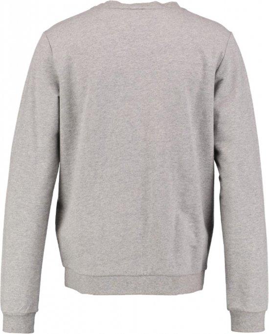 Garcia zachte grijze sweater met kraaltjes Maat XS