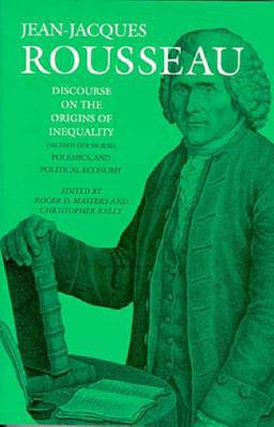 an analysis of rousseaus book a discourse on inequality