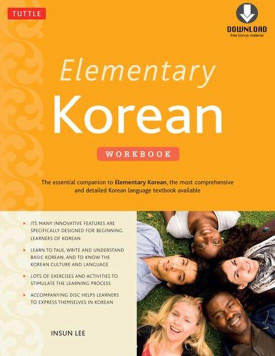 Learning Korean Language Ebook