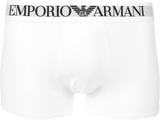 634450d1a49 bol.com | Emporio Armani - Basis Trunk Boxershort Wit - XL