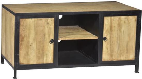 Bol tv meubel industrieel hout metaal
