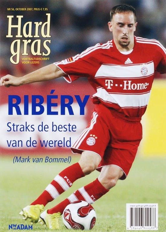 Cover van het boek 'Hard Gras / 56 oktober 2007' van M. van Nieuwkerk en Hugo Borst