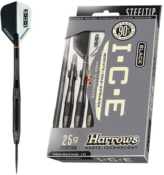 Harrows Steeltip Black Ice 23 GR - 90% Tungsten
