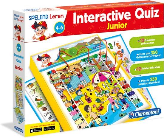 Leerspel Interactive Quiz Jr.