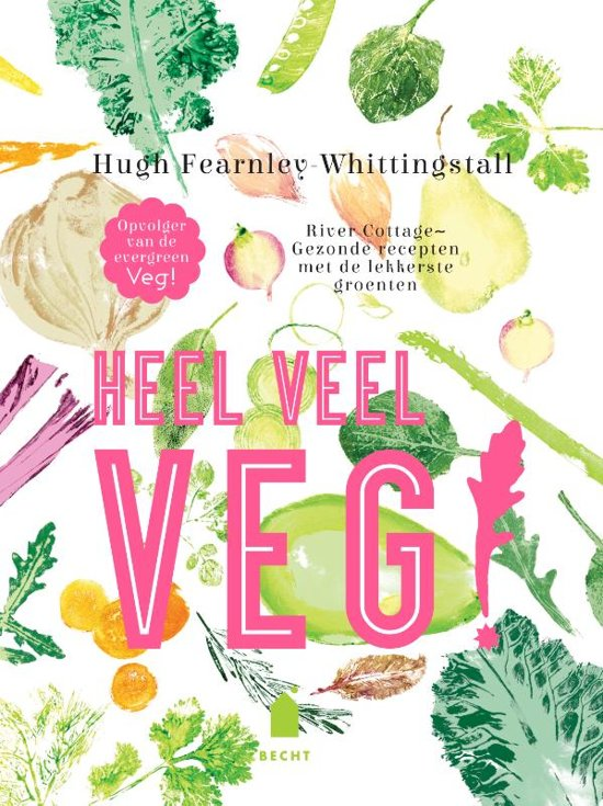 Boek cover Heel veel Veg! van Hugh Fearnley-Whittingstall (Hardcover)