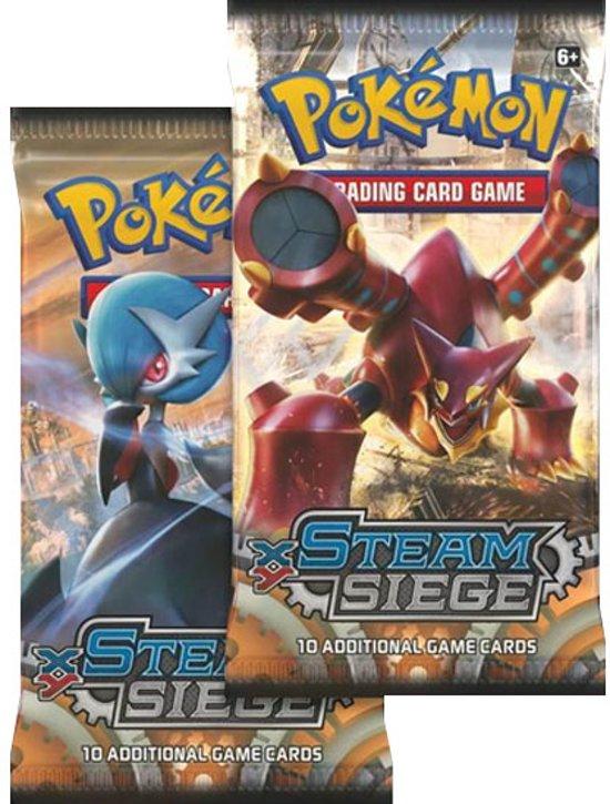 Afbeelding van het spel 2 pakjes Pokemon Kaarten - Steam