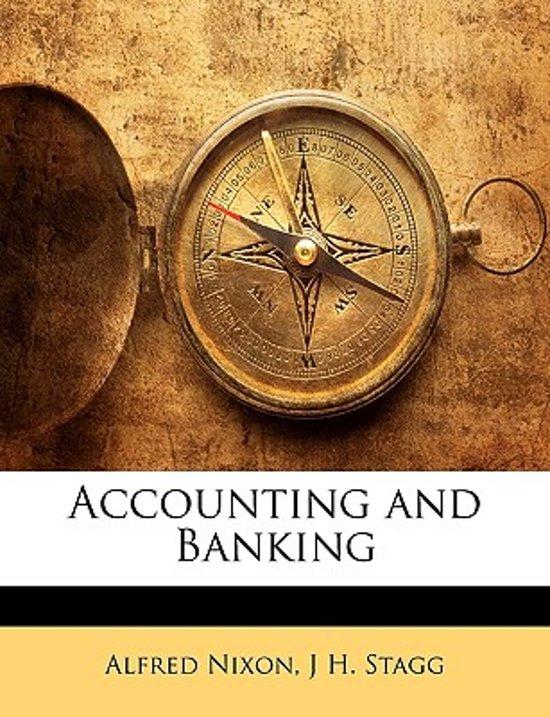 Accounting and Banking